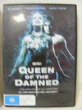DVD Movie QUEEN OF THE DAMNED - R4