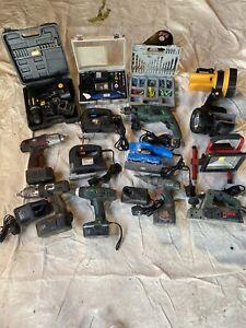 power tools job lot Workshop Garage Clearance Bosch MAC Tools Sealey Free P&p