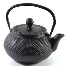 Buckingham Japanese Cast Iron Teapot Kettle Tea Pot Tetsubin Hobnail Premium