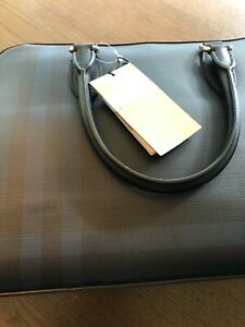 burberry men briefcase bag