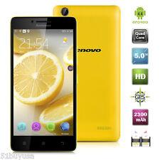 "5"" Lenovo LEMON K3 4G LTE Android 4.4 Quad Core Mobile Smart Phone 16GB Dual SIM"