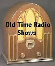 Speed Gibson of Int. Secret Police Old Time Radio otr