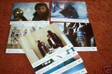 ORIGINAL > Set of 8 EMPIRE STRIKES BACK color STILLS >1980 color 8x10 Star Wars
