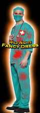 FANCY DRESS COSTUME # SURGEON / DOCTORS UNIFORM MEDIUM