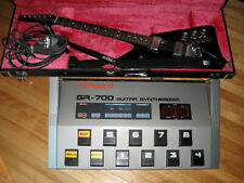 Roland G-707 Guitar Synthesizer and GR-700 Incl. Cords + MC-16 Memory Cartridge