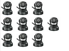 10*Ten Brand New Rocam Nc300 Wireless Ip Cameras Night Vision-remote monitoring