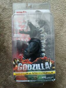 Neca Godzilla vs Spacegodzilla (Genuine)