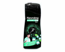 Himani Navratna i-Cool Talc Blast Two Action Cooling - 400 Gram