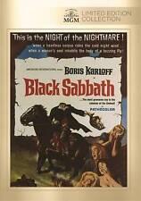 The Black Sabbath DVD (1963) - Boris Karloff, Mario Bava