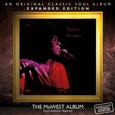THELMA HOUSTON THE MoWEST ALBUM Expanded Edition 9 Extra Tracks CD NEW