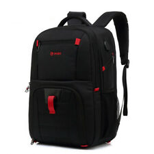 Travel Laptop Backpack 17.3 in Laptop with USB Charging Port Water Resistant Bag