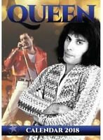 QUEEN 2018 Calendar by Dream,  new and sealed  NOT 2019!  PLEASE NOTE THIS!