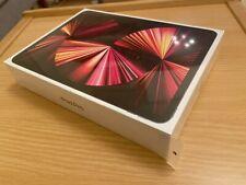 Apple iPad Pro 11inch M1 3rd Gen (2021) 128GB, Wi-Fi + 5G - Space Grey - New