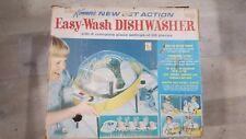 1967 Kenner Retro Easy Wash Dishwasher MidCentury Vintage
