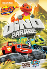 Blaze and the Monster Machines: Dino Parade - Ellen Martin [DVD]