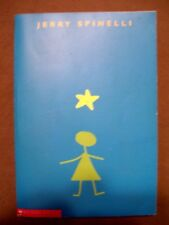 Stargirl by Jerry Spinelli (2002, Paperback, Scholastic)