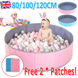 Kids Game Play Toys Tent Ocean Ball Pool Pit Children Baby Indoor Easy Foldable