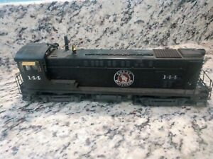 Weaver O-Scale 2 Rail Great Northern 144 VO-1000 Diesel (Read Description)DCC