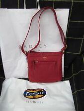 Fossil Mimi Ruby Wine Crossbody bag - BNWT£109