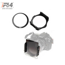New 77mm Ring Adapter + Color Square Filter Holder for Cokin P series