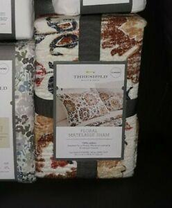 Threshold Pillowsham- Floral