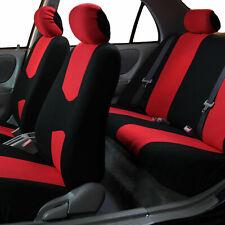 Classic Flat Cloth Car Seat Covers