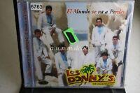 Los Donny's De Guerrero - El Mundo se va a Perder, 2006 ,Music CD (NEW)