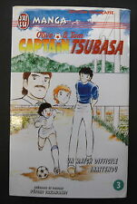 olive et tom captain tsubasa 3 j'ai lu manga