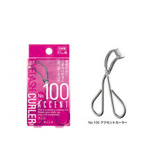 Japan KOJI Mini Accent Eyelash Curler No.100 9.5mm Wide Type F326