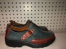 Dr. Comfort Kristin Womens Leather Diabetic Orthotic Oxfords Shoes Size 6.5 WIDE
