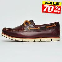 Timberland Tidelands Classic 2 Eye Men's Leather Boat Deck Shoes