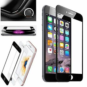 3D Full Curved Tempered Glass Film Screen Protector for iPhone 6 6S 7 Plus