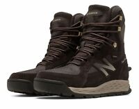 New Balance Men's Fresh Foam Cold Weather/ Snow Insulated Brown  Boots- BM1000BR