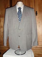 Burton Regular Wool Blend No Pattern Men's Suits & Tailoring