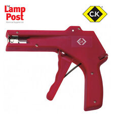 CK Tools 495003 Cable Tie Gun for 2.4 TO 4.8mm Diameter Cable Ties