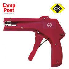 CK 495003 Cable Tie pistola para 2.4 a 4.8mm de diámetro ataduras de cables