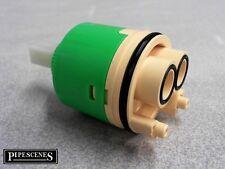 40mm RUBINETTO CARTUCCIA CERAMICA disco mixer valvola * si prega di fare clic su per le dimensioni * hh0240