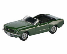 1:87 HO Scale Ford Mustang Cabrio Convertible - Schüco Diecast Model 261185