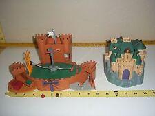 Harry Potter Quidditch and Hogwarts Castle Forbidden Corridor mini Playset