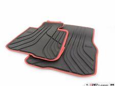 Genuine BMW - Sport Line Rubber Floor Mat Set - Front - 51472348156