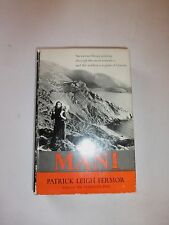 Mani:Travels in the Southern Peloponnese,Patrick Leigh FermorHBDJ 1958 1st Ed162