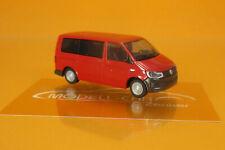 Rietze 11684 VW T6 Bus KR kirschrot 1:87