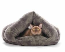 PetObsessed 'Cocoon of Comfort' Cat Tent Bed