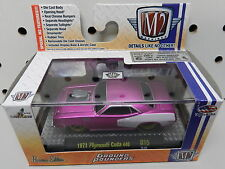 1971 71 CUDA DRAG STREET OUTLAWS GROUND POUNDER PINK 16-02 PLYMOUTH MOPAR M2