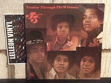 Jackson 5 viendo a través de las ventanas Lp 1st Press Stml 11214 A1/B1 Motown Soul