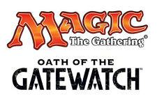 **IN STOCK** 4x Uncommon Set + 500 Commons OATH OF THE GATEWATCH Magic English