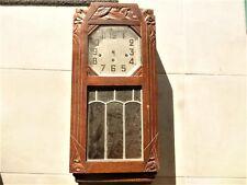 Pendule Horloge Clock carillon 8 marteaux 8 tiges VERITABLE  Westminster NO ODO