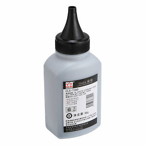 80g Black Toner Refill For CLX-7360 Brother Lenovo LT2441 ~~Click to Check Model