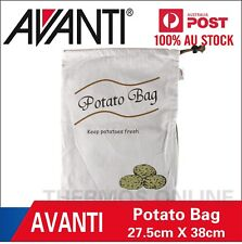 New AVANTI Potato Bag Keep Potato Fresher for Longer 27.5 x 38cm 100% AUTHENTIC