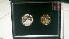 Malaysia Muzium Silver Silver Proof Coin set of 2 SN600